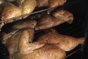 Oak Smoked Chicken
