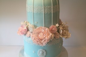 Butterfly Cake House