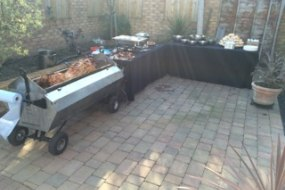 Hog Roast Garden Party