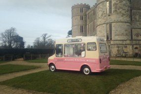 Amelia at Lulworth Castle