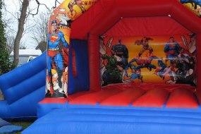 Bouncy castle hire Newtownards