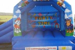 Bouncy castle hire Belfast