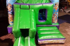 Bouncy castle hire Holywood