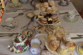 Duchess Afternoon Teas