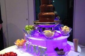 Candy magic chocolate fountain