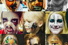 halloween face painting by sunny-faces newbury