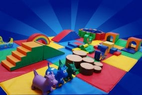 Deluxe Soft Play Package