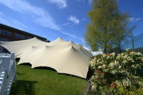 Stretch Tent Hire UK