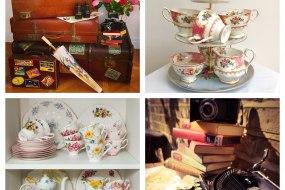 Vintage China Rental London