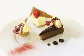 Assiette of Desserts