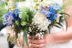 Wedding florist bridal bouquet