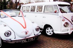 VW wedding cars
