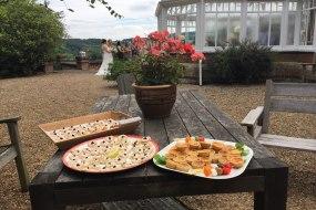 wedding canapés loughborough caterer