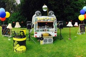 Boogie Wonder Van