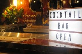 Prosecco Bar private hire party