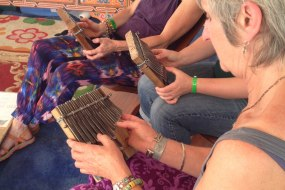 Mbira Magic Workshop