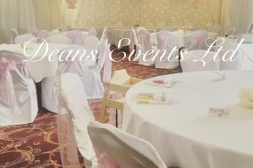 Deans Chair Covers & Events