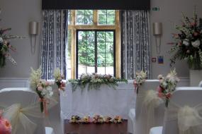 Wedding Ceremony at Foxhill Manor