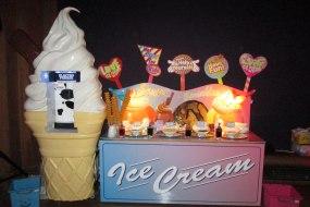 mobile ice cream factory