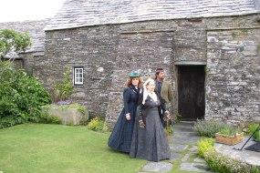 Queen Victoria in National Trust property