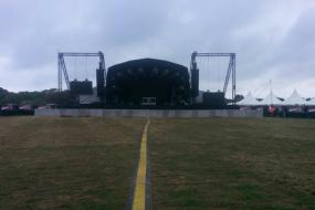 generator hire for uk festivals