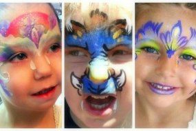 JuliaArts Face Painting Designs Rotherham