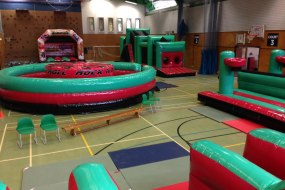 The Bounce Department Inflatable Play Centres