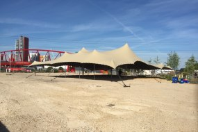 Chino Stretch Tent in East London