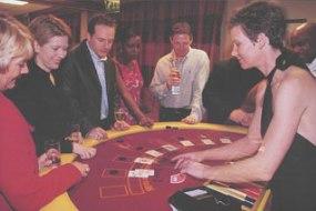 Monte Carlo Casino Entertainment