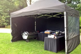 Country Hog Roast - Professional Gazebo Set-up