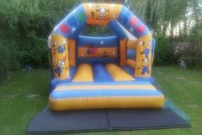 Minions bouncy castle 11ft x 15ft for children
