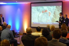 Investor presentation event in London