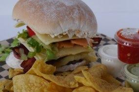 Gourmet Burger 'The Beast of Bursdon'