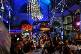 Executive PA Magazine Awards 2014, London Transport Museum