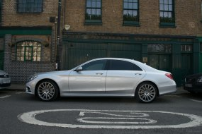 Pinnacle North London mercedes S Class