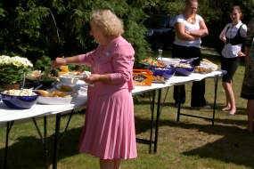 HOG ROAST BUFFET