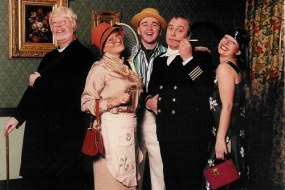 Murder Mystery Events UK