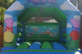 Peppa Pig Bouncy Castle Hire Liverpool & Cheshire