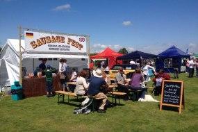 Sausage Fest Stall