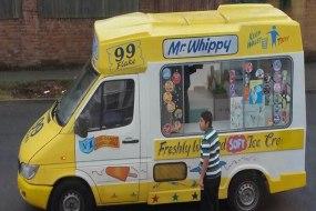 Mr Whippy Soft Ice Cream Van