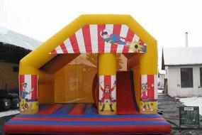 Cromore Castles - Play 'n' Slide Bouncy Castle