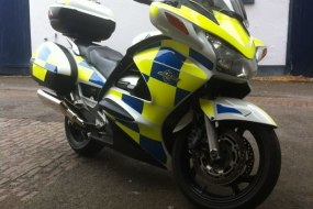 Police Motorcycle For Hire