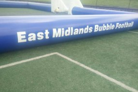 Our very own 30m x 20m Inflatable Pitch