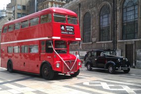Wedding Taxi and Bus Hire