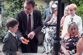 family magician