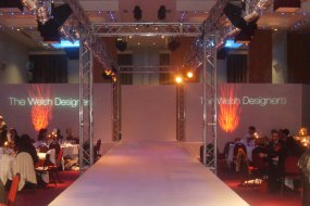 Catwalk for Fashion Show