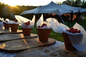 A beautiful summer party in Dorset