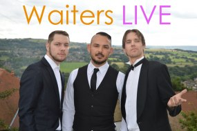 Singing Waiters LIVE