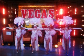 Keri Graham's Diamonte Dolls & Showgirls UK