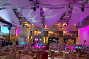 Equipment hire for events